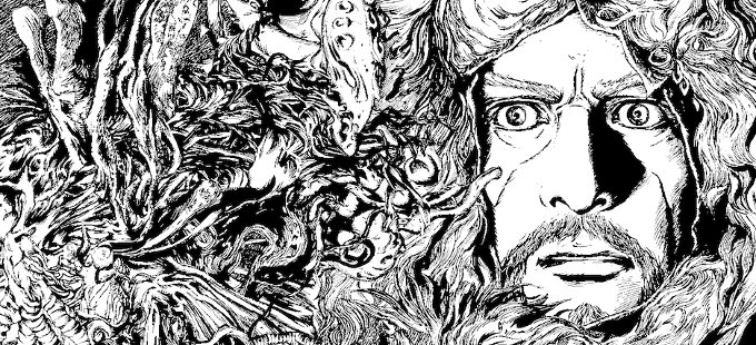 El manga At the Mountains of Madness de Gou Tanabe llegará a Occidente