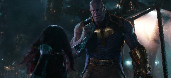 Thanos pudo ser Arnold Schwarzenegger o Idris Elba