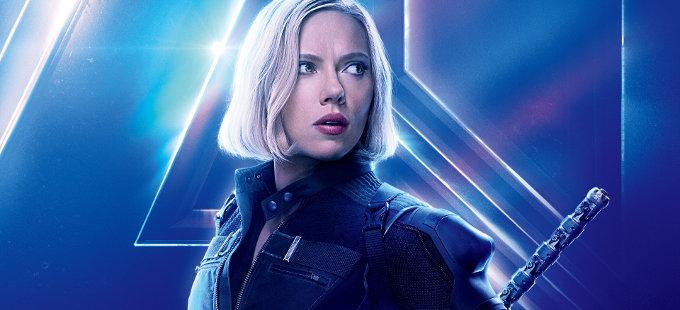 """Scarlett Johansson gana la """"lotería"""" con Black Widow"""