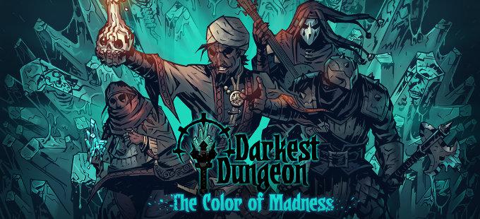 Darkest Dungeon para Nintendo Switch, con fecha para su DLC