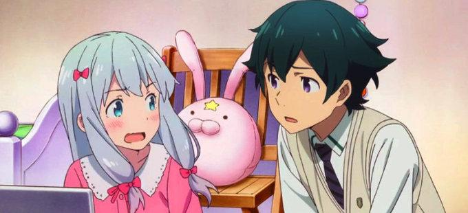La OVA de Eromanga Sensei ya tiene fecha y tráiler