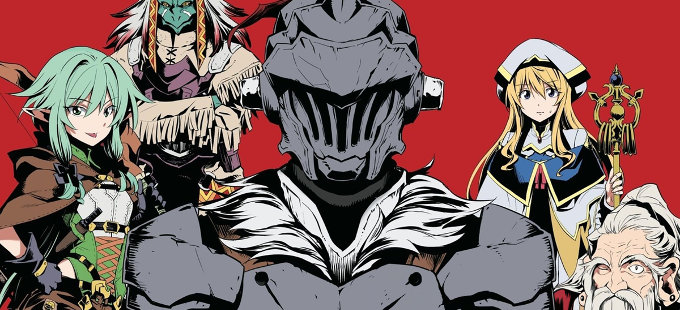 Goblin Slayer inició como... ¿un meme de Dragon Quest?