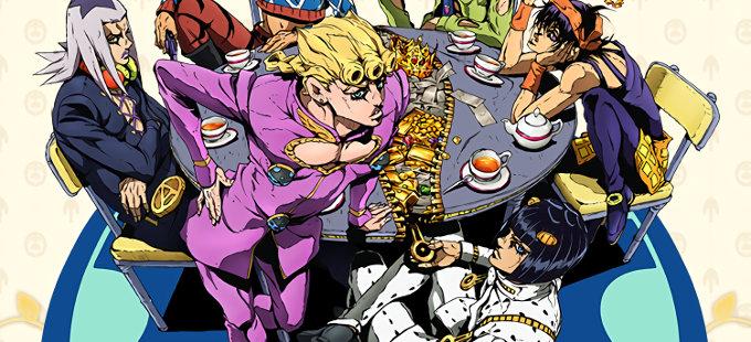 ¿Cuánto durará el anime de JoJo's Bizarre Adventure: Golden Wind?