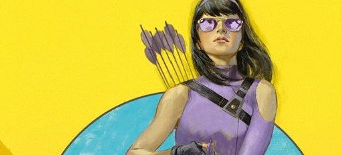¿La sucesora de Hawkeye estará en Avengers 4?