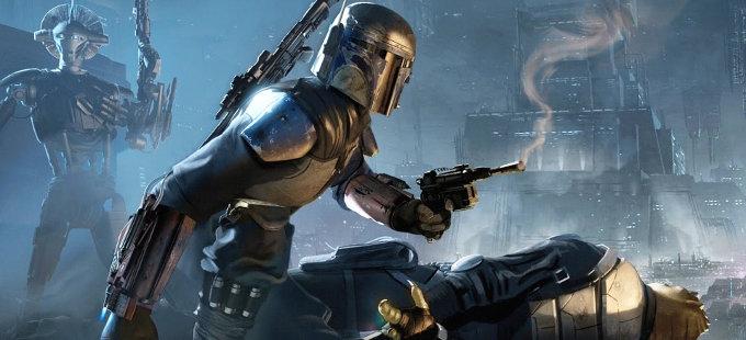 Primera imagen de The Mandalorian, la serie de TV de Star Wars