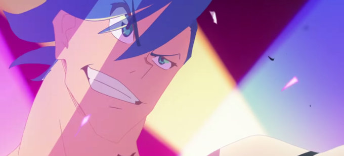 Del estudio detrás de DARLING in the FRANXX y Kill la Kill llega Promare