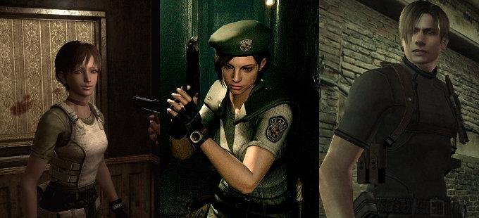 Resident Evil para Nintendo Switch por tres en 2019