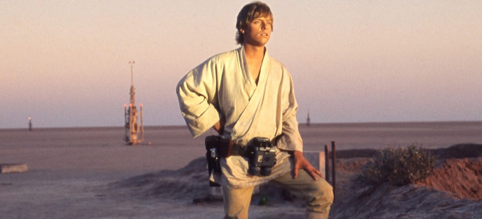 Mark Hamill desmiente mito acerca del papel de Luke Skywalker