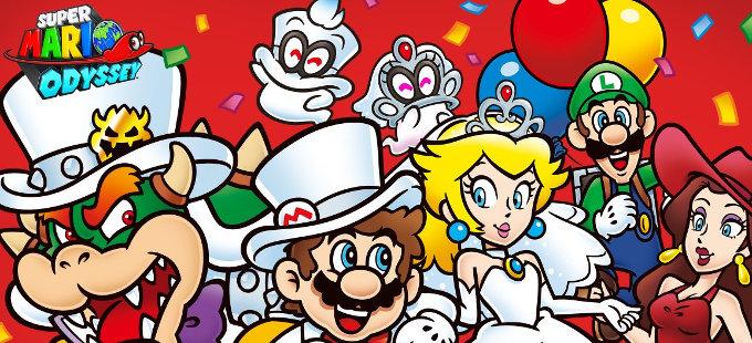 Nintendo celebra el Primer Aniversario de Super Mario Odyssey