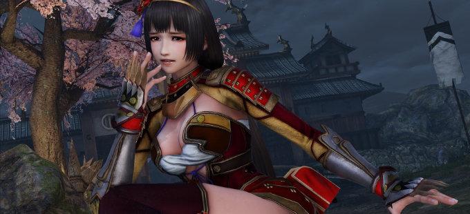 Warriors Orochi 4 para Nintendo Switch, cuando los pechos importan