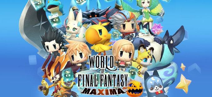 ¿Cómo se logró World of Final Fantasy Maxima para Nintendo Switch?
