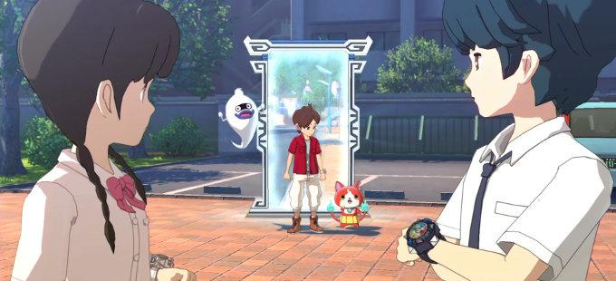 Yo-Kai Watch 4 para Nintendo Switch vía su primer tráiler