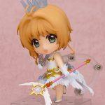 Nendoroid Sakura Kinomoto: CLEAR Ver. de Cardcaptor Sakura: Clear Card