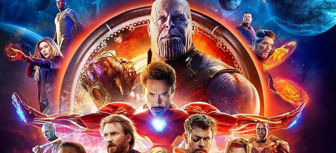 Avengers: Infinity War busca ganar 11 Premios Óscar