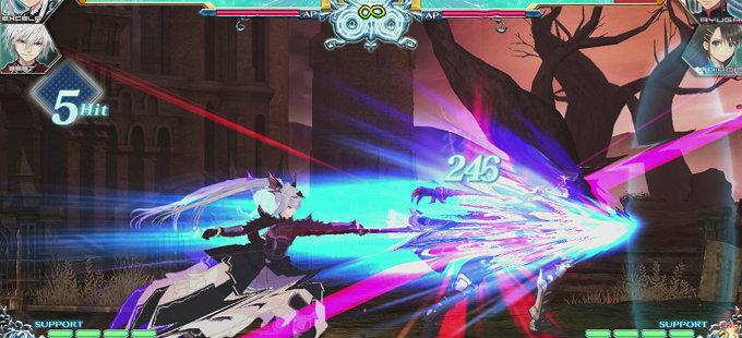 BLADE ARCUS Rebellion from Shining para Nintendo Switch revelado