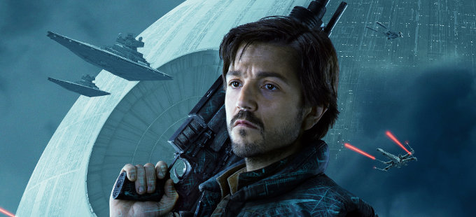 Diego Luna regresa a Star Wars con su propia serie