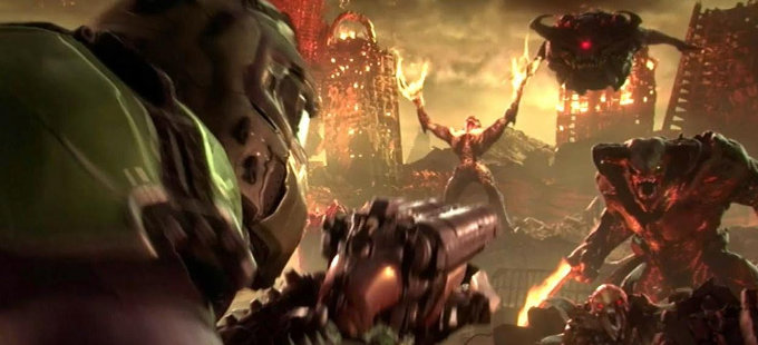 Doom Eternal para Nintendo Switch y su camino a la consola
