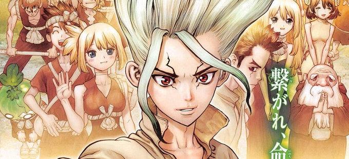 ¿El manga de Dr. Stone será adaptado en un anime?