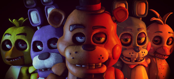 La serie Five Nights at Freddy's llegará a Nintendo Switch
