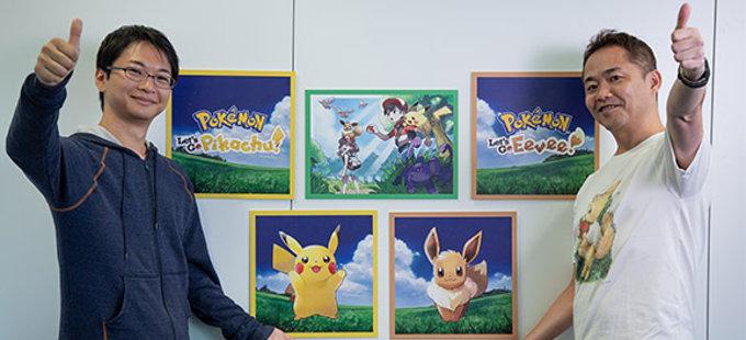 Pokémon Let's Go, el último juego que dirigirá Junichi Masuda
