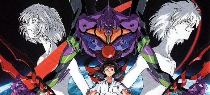 Neon Genesis Evangelion llegará a Netflix en 2019
