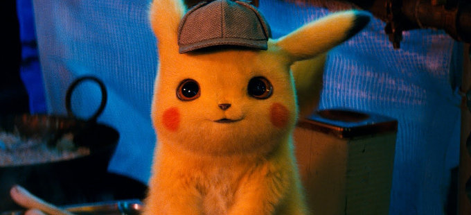 Pokémon Detective Pikachu conmociona al mundo