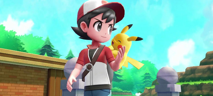 3 millones de Pokémon Let's Go Pikachu! y Eevee! vendidos en su lanzamiento