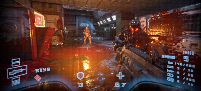 Prodeus para Nintendo Switch, un salvaje FPS retro