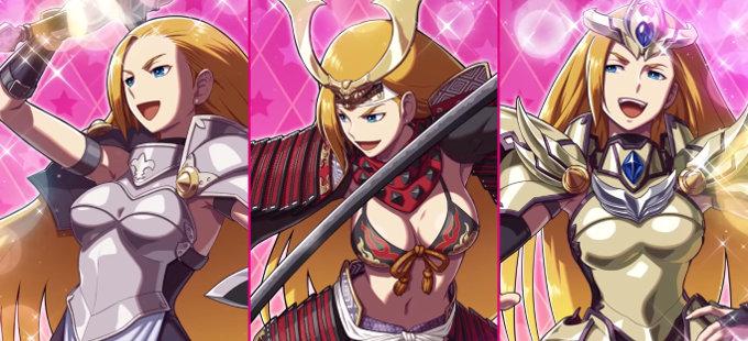 Jeanne de World Heroes se unirá a SNK Heroines para Nintendo Switch
