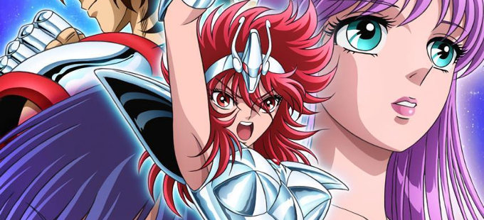 ¿Quién está a cargo del anime de Saint Seiya: Saintia Shō?