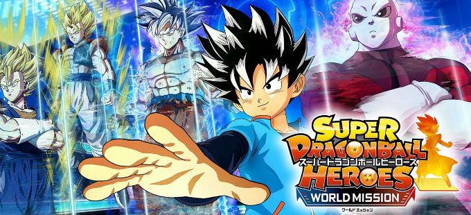 Super Dragon Ball Heroes: World Mission podría llegar a Occidente