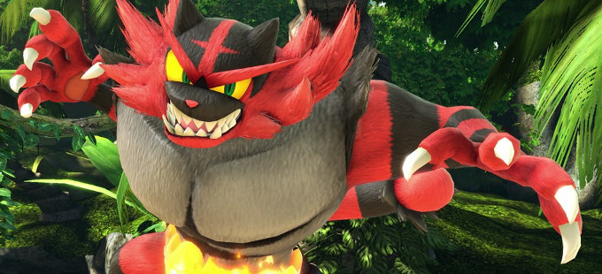 Super Smash Bros. Ultimate consigue a Ken, Incineroar y... ¿a Piranha Plant?