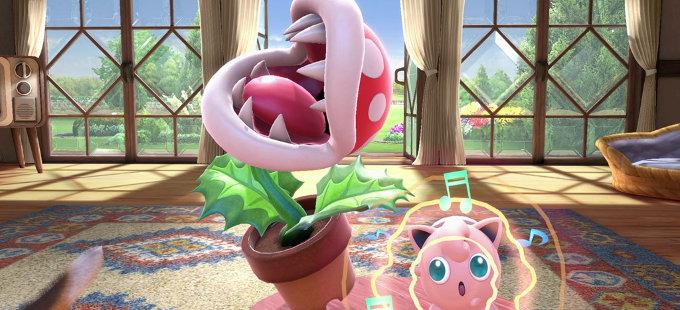 ¿Cómo será el juego en linea de Super Smash Bros. Ultimate?
