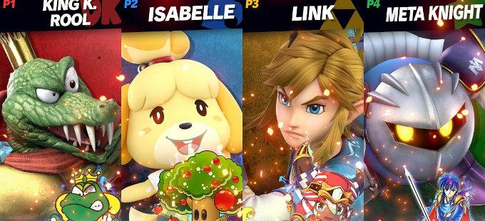 ¿Para qué sirve los Spirits de Super Smash Bros. Ultimate?