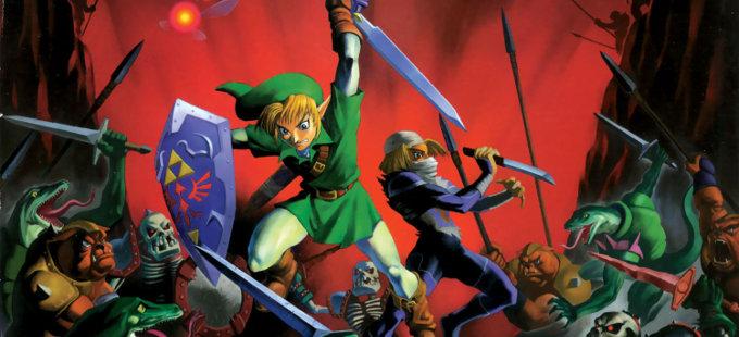 ¡Feliz 20 aniversario, The Legend of Zelda: Ocarina of Time!