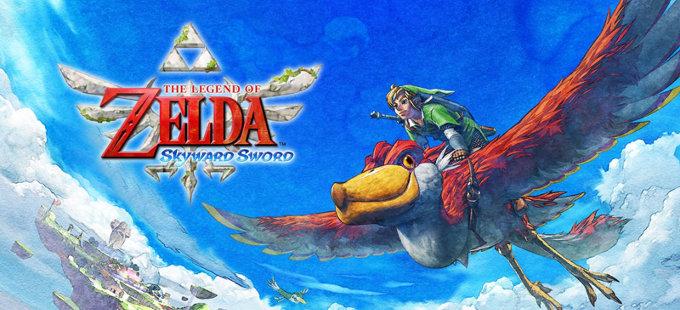 The Legend of Zelda: Skyward Sword para Nintendo Switch... ¿en camino?