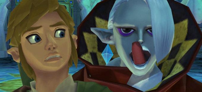 The Legend of Zelda: Skyward Sword no llegará a Switch... por ahora