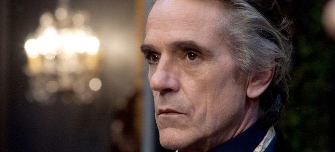 Watchmen en HBO tendrá a Jeremy Irons como Ozymandias