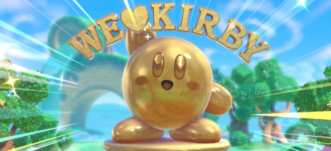 ¿Nuevo Kirby para Nintendo Switch?