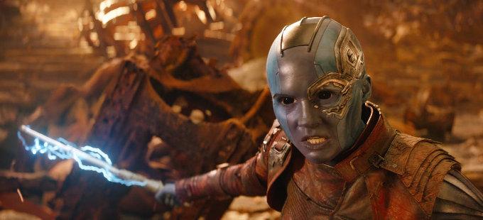 Avengers: Endgame y la batalla Nebula vs. Thanos