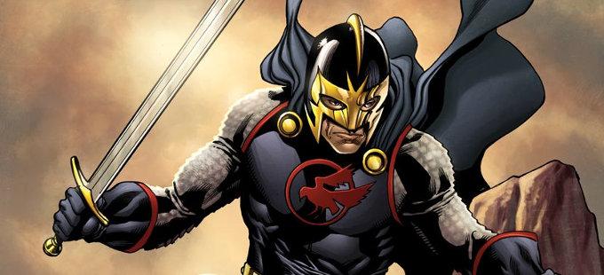 ¿Estará Black Knight en Avengers: Endgame o Captain Britain?