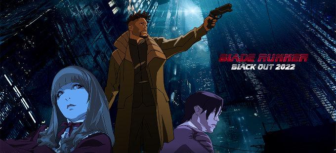 Blade Runner salta de nuevo al anime