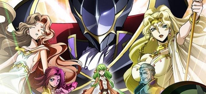 Code Geass: Fukkatsu no Lelouch consigue un nuevo avance