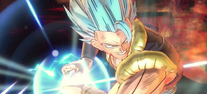 Dragon Ball Xenoverse 2 para Nintendo Switch tendrá a Gogeta (SSGSS)