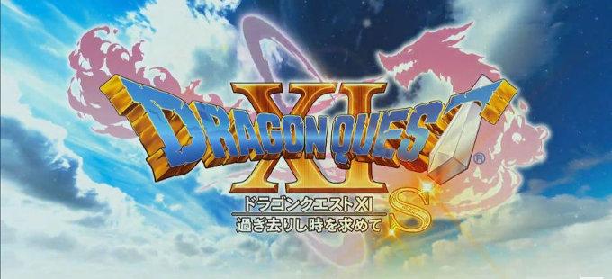 Dragon Quest XI para Nintendo Switch saldrá en 2019 en Japón