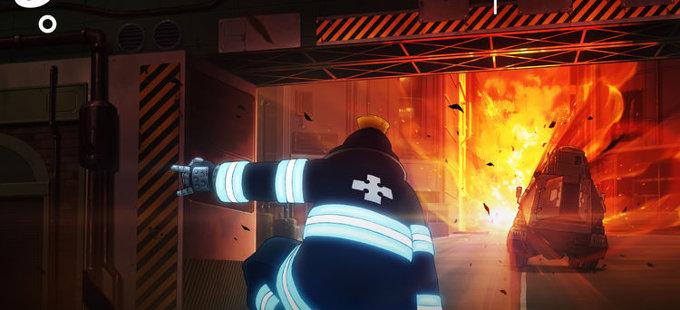 Se revela el equipo detrás de Fire Brigade of Flames