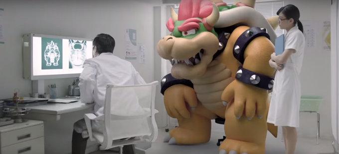 Dale un vistazo a Mario & Luigi: Bowser's Inside Story + Bowser Jr.'s Journey