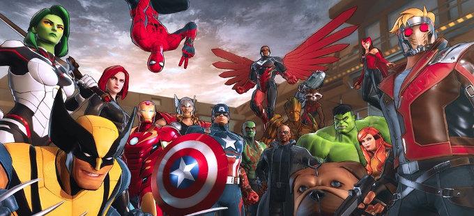 ¿Cómo se logró Marvel Ultimate Alliance 3 para Nintendo Switch?