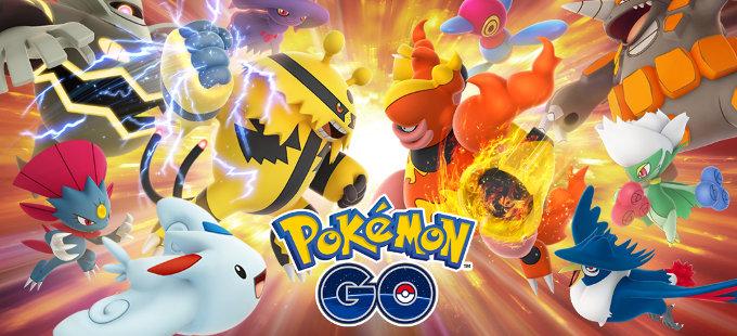 Pokémon GO y los Combates de Entrenador