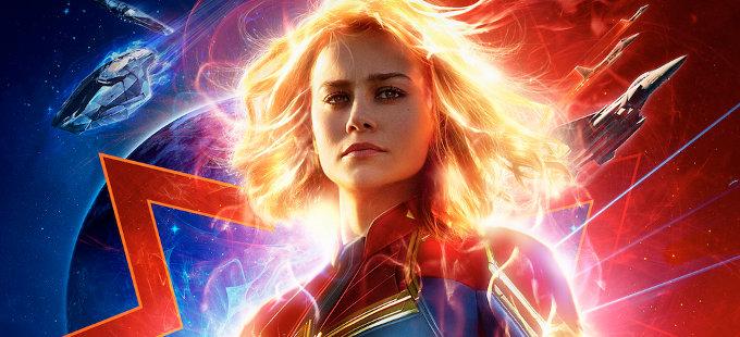 Capitana Marvel a través de su segundo tráiler